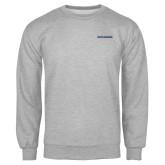 Grey Fleece Crew-Charleston Southern Buccaneers