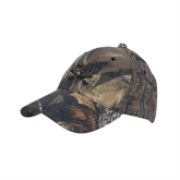 Mossy Oak Camo Structured Cap-CSU-Swords Logo