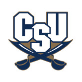 Small Magnet-CSU-Swords Logo, 6 in Wide