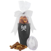 Deluxe Nut Medley Vacuum Insulated Graphite Tumbler-Primary Athletic Mark  Engraved