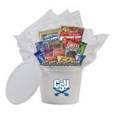 College Care Package Survival Kit-CSU-Swords Logo