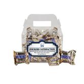 Snickers Satisfaction Gable Box-CSU-Swords Logo
