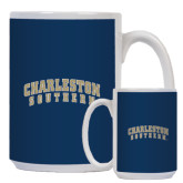 Full Color White Mug 15oz-Charleston Southern Arched