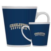 12oz Ceramic Latte Mug-Charleston Southern Arched