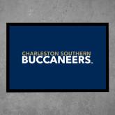 Full Color Indoor Floor Mat-Charleston Southern Buccaneers