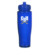 Spectrum Blue Sport Bottle 28oz-Primary Athletic Mark