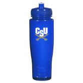 Spectrum Blue Sport Bottle 28oz-Primary Athletic Mark