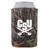 Collapsible Mossy Oak Camo Can Holder-Primary Athletic Mark
