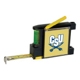 Measure Pad Leveler 6 Ft. Tape Measure-CSU-Swords Logo