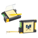 Measure Pad Leveler 6 Ft. Tape Measure-Primary Athletic Mark