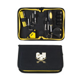 Compact 23 Piece Tool Set-CSU-Swords Logo