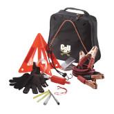 Highway Companion Black Safety Kit-CSU-Swords Logo