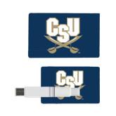 Card USB Drive 4GB-CSU-Swords Logo