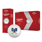 Callaway Chrome Soft Golf Balls 12/pkg-Primary Athletic Mark