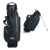 Callaway Hyper Lite 4 Navy Stand Bag-CSU Arched