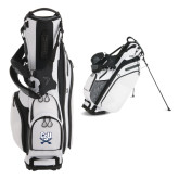 Callaway Hyper Lite 4 White Stand Bag-CSU-Swords Logo