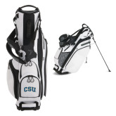 Callaway Hyper Lite 4 White Stand Bag-CSU Arched
