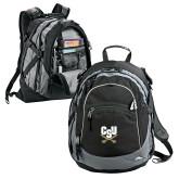 High Sierra Black Titan Day Pack-Primary Athletic Mark