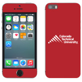iPhone 5/5s Skin-Official Logo - Stacked