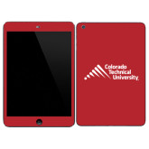 iPad Mini 3 Skin-Official Logo - Stacked