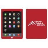 iPad Air 2 Skin-Official Logo - Stacked
