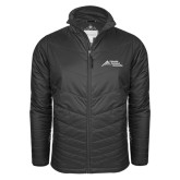 Columbia Mighty LITE Charcoal Jacket-Official Logo - Stacked