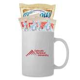 Cookies N Cocoa Gift Mug-Official Logo - Stacked