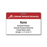 Faculty ID Badge-