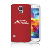 Galaxy S5 Phone Case-Official Logo - Stacked