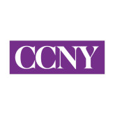 Medium Decal-CCNY, 8 in wide