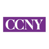 Large Decal-CCNY, 12 in wide