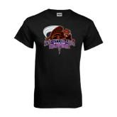 Black T Shirt-CCNY Beavers