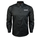 Red House Black Long Sleeve Shirt-CCNY