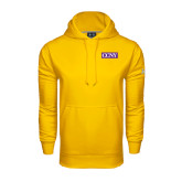 Under Armour Gold Performance Sweats Team Hoodie-CCNY