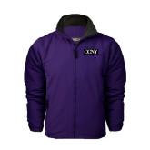 Purple Survivor Jacket-CCNY