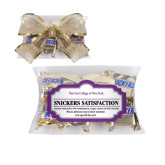Snickers Satisfaction Pillow Box-CCNY Wordmark