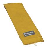 Gold Golf Towel-Official Logo