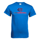 CUNY Athletics Royal T Shirt-CUNY Basketball