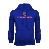 CUNY Athletics Royal Fleece Hoodie-CUNY Championships