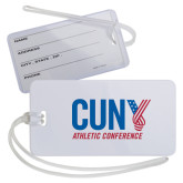 CUNY Athletics Luggage Tag-Official Logo