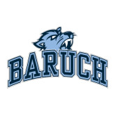 Medium Decal-Baruch Arched, 8 in Wide