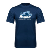 College Performance Navy Tee-Swimming and Diving
