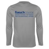 Syntrel Performance Steel Longsleeve Shirt-School of Public Affairs