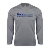 Syntrel Performance Steel Longsleeve Shirt-Weissman School of Arts