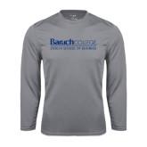Syntrel Performance Steel Longsleeve Shirt-Zicklin School of Business