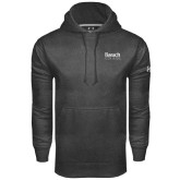College Under Armour Carbon Performance Sweats Team Hoodie-Official Logo
