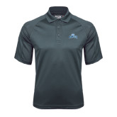 College Charcoal Dri Mesh Pro Polo-Baruch Arched