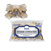 Snickers Satisfaction Pillow Box-Official Logo Engraved