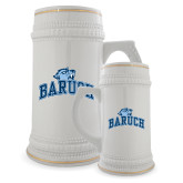 Full Color Decorative Ceramic Mug 22oz-Baruch Arched