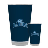 Full Color Glass 17oz-Baruch Arched